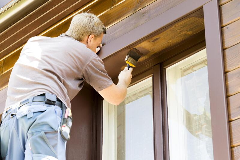 professional exterior painting service