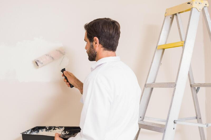 professional wall painting service